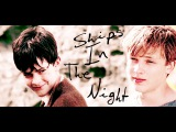 Peter &amp Edmund Pevensie ships in the night
