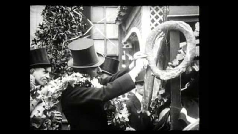 Немое кино Антракт 1924 г.