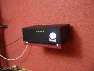 Самодельный видеопроектор
