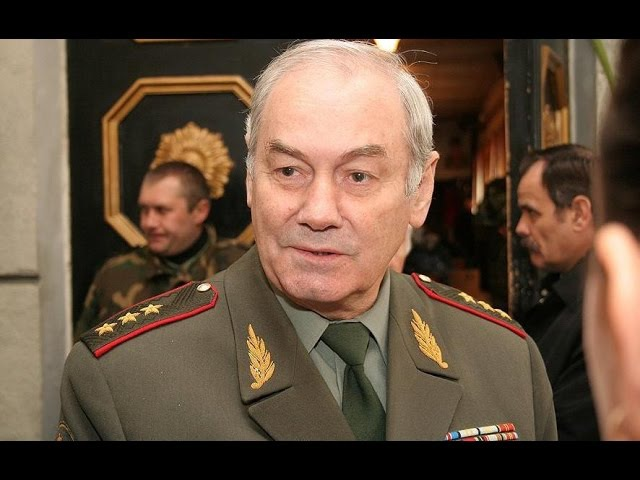 Леонид Ивашов: Путин и есть пятая колонна! 3.11.2013