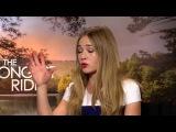 Scott Eastwood and Britt Robertson Interview - The Longest Ride