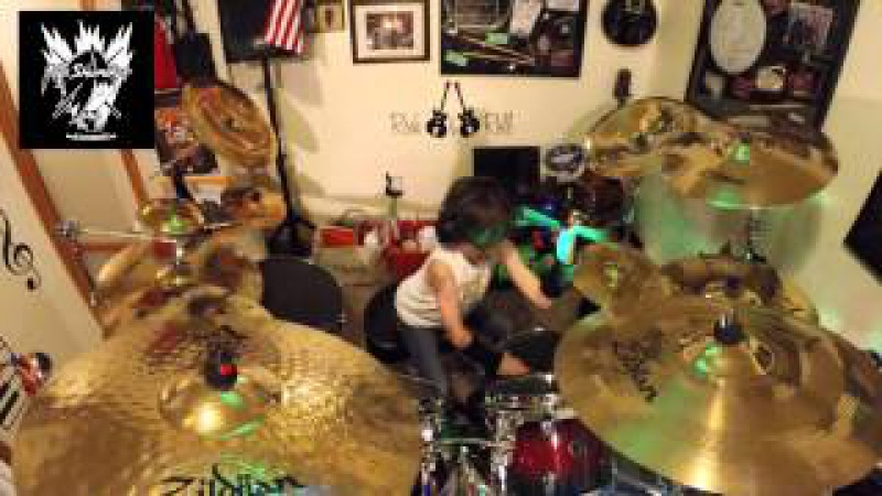 Alex Shumaker Drum Cover - Green Day