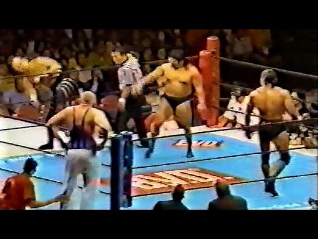 Kensuke Sasaki/Kazuo Yamazaki vs. Don Frye/Igor Meindert