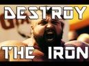 Powerlifting Motivation - DESTROY THE IRON - StaneTMI