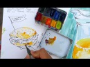 Sketching gamburger