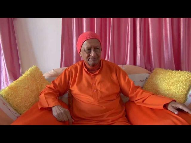 Пранаяма - лекция Свами Раджарши Муни, 15.12.2013.