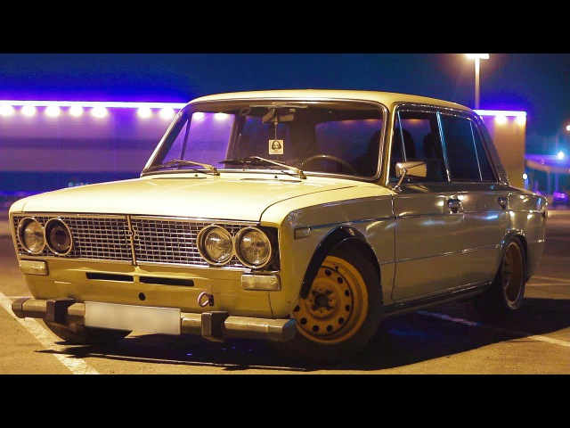 Penza Night Drift VAZ 2106 [PVS][FullHD]