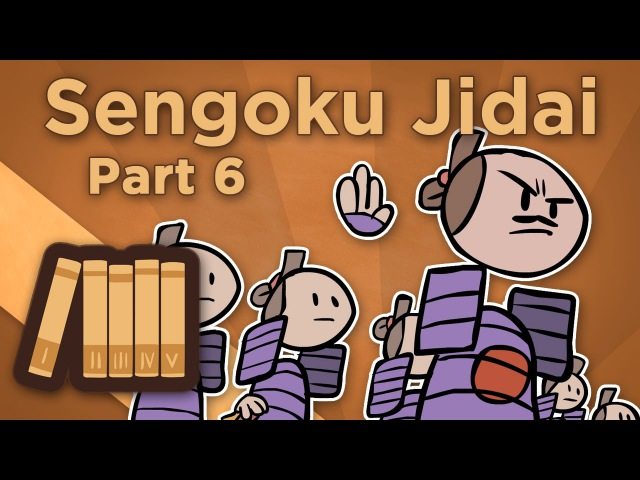 Warring States Japan: Sengoku Jidai - VI: The Campaign of Sekigahara - Extra History