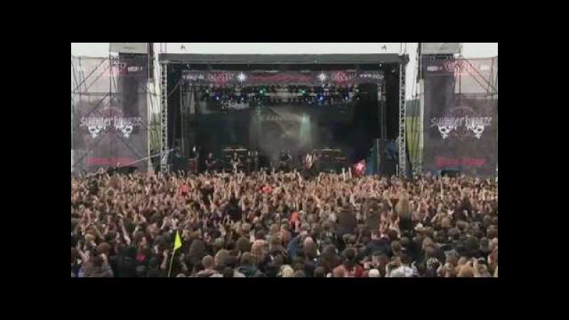 Eluveitie Live at Summerbreeze 2008 Full
