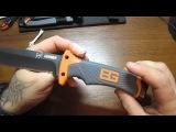Второй взгляд на - Gerber Bear Grylls Ultimate Tactical Survival Knife Fixed Blade