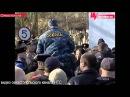 Крым.Севастополь.Захват воинской части.Смена флага.Украинские войска-на выход!
