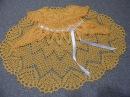 Vestido Crochet Zig Zag parte 1 de 3