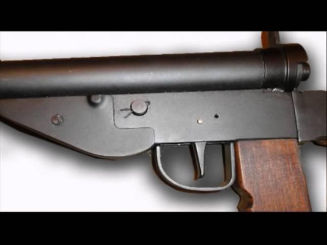 Пистолет-пулемет Стен (Sten). Телепрограмма. Оружие ТВ