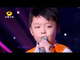 Incredible Little Boy and Girl sing