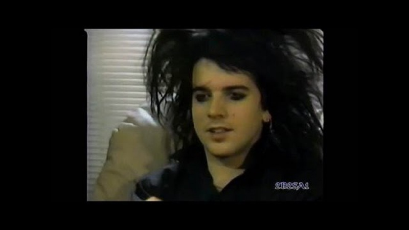 The Cure ~ Les Enfants du Rock 1985 full version transcript of unbroadcast parts
