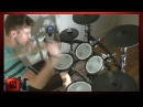 MMD | Slaughter to Prevail - Misery | Drum Cover