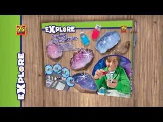 SES  Creative Explore Набор Вырасти кристалл большой