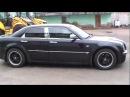 Electric exhaust cutout on Chrysler 300C HEMI 5.7L