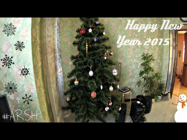 ARSH Happy New Year 2015