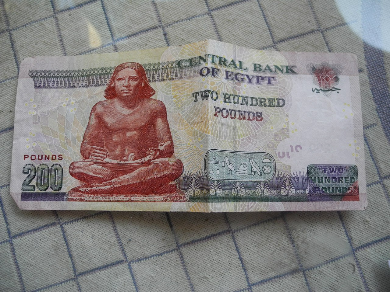египет деньги