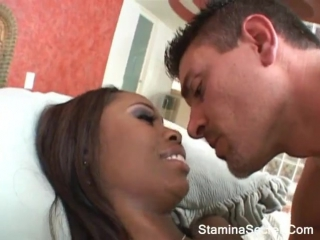 Hot Ebony Kydie Fucked By White Guy2