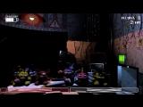 Скример Фиолетового человека!► Purple Guy jumpscare► Five Night at Freddys