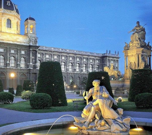 Гид в Вене