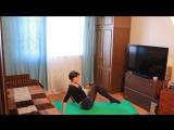 Упражнения для уменьшения объема талии