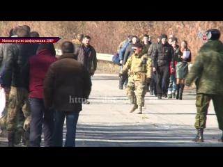 Между Народными Республиками и Украиной состоялся обмен пленными (29.10.05)