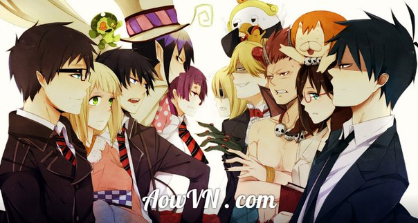 B00DCvXZGE8 - [ Anime 3gp Mp4 ] Yondemasuyo, Azazel-san | Vietsub - cực bựa