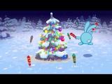 Мультклипы - Песенки Смешариков - Новогодняя колыбельная