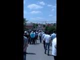 Прихожане мечети сопровождали и охраняли Хамзата Чумакова от недброжелатей в лице муфтия и властей