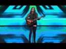 Beautiful rendition by Sarah Spicer - The X Factor NZ on TV3 - 2015