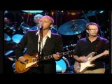Mark Knopfler, Eric Clapton, Sting &amp Phil Collins- Money for Nothing (Live Montserrat)