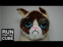 Grumpy Cat Plush Toy Tardar Sauce - Runforthecube Review