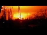 Ужасающе мощный взрыв в Донецке - 08.02.2015