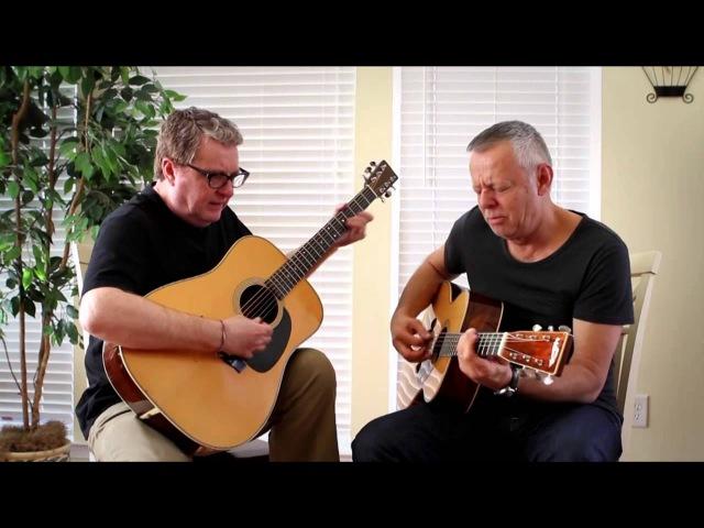 Bernie's Tune Collaborations Tommy Emmanuel Martin Taylor