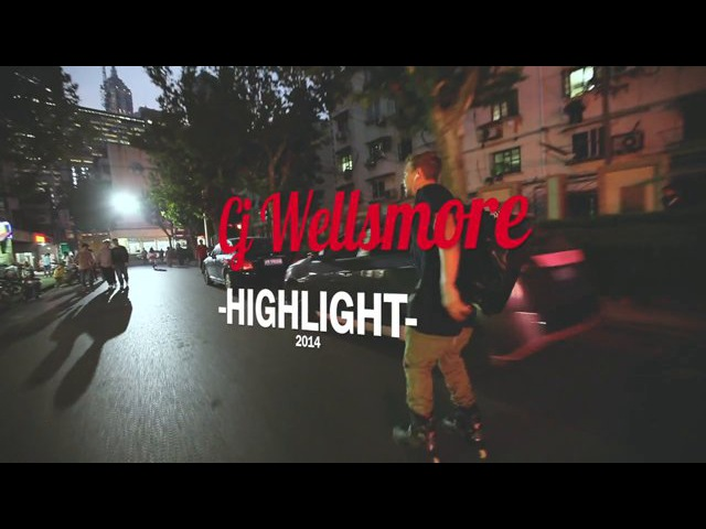 CJ WELLSMORE - SEBA Street Highlights 2014