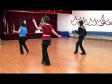 Come On And Tango - Line Dance (Dance &amp Teach)