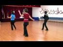 Come On And Tango - Line Dance Dance Teach