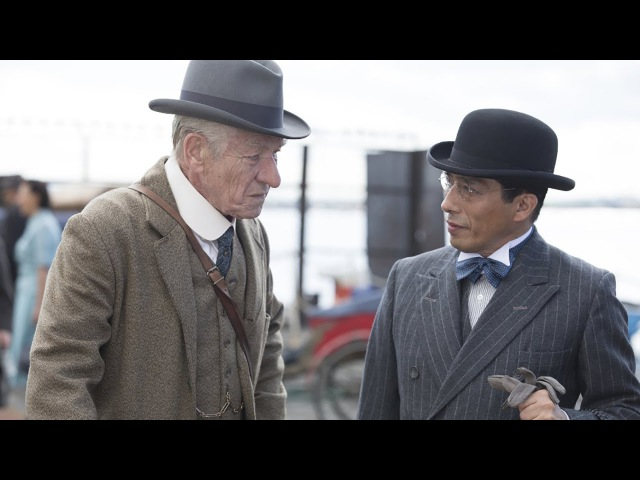 (ИMH) Hiro Sanada SIFF Interview - Mr. Holmes | The MacGuffin