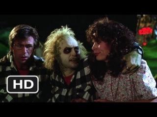 Beetlejuice | Битлджус (4/9) Movie CLIP - We're Simpatico (1988) HD