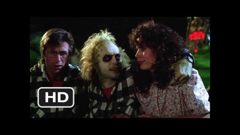 Beetlejuice | Битлджус (4/9) Movie CLIP - We're Simpatico (1988) HD