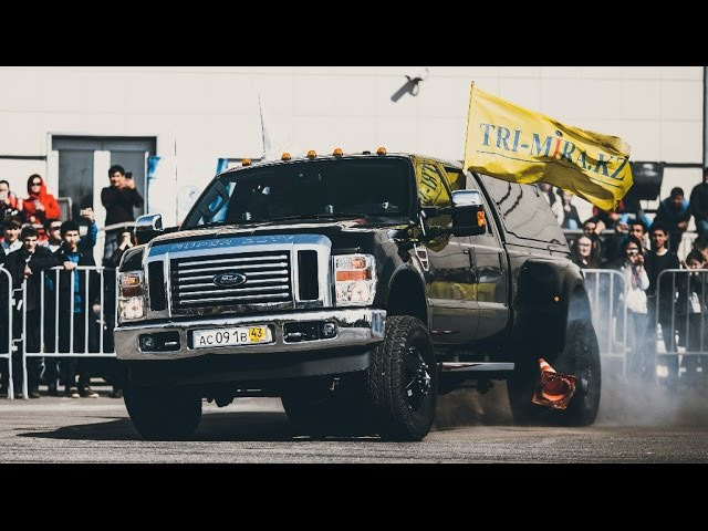 Autoshow Форсаж / Fast and the Furious / Astana [MarselProductions]