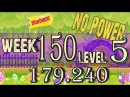 Angry Birds Friends Tournament Week 150 Level 5 | no power HighScore ( 179.240 k )