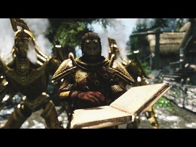 История мира Elder Scrolls - Двемеры (часть 2)