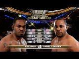 Dman4Life Plays - Xbox One: EA Sports UFC - Daniel Cormier vs. Jon Jones!