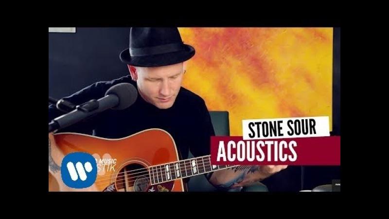 Stone Sour Taciturn (Warner Music Akustik)