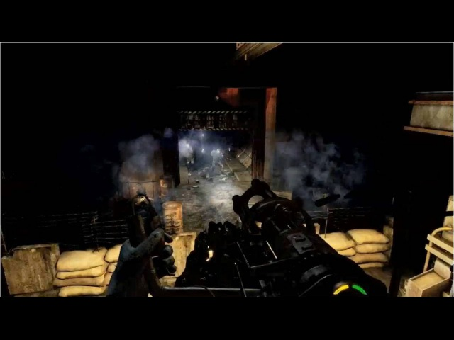 Metro Last Light E3 2011 Gameplay Demo - Part I