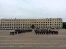 Танцевальней проект FUSION флешмоб Военная академия